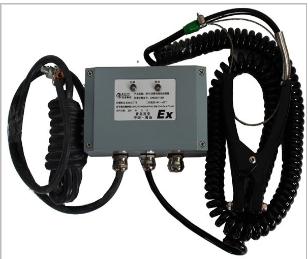 百安SP-E4一体式接地释放器