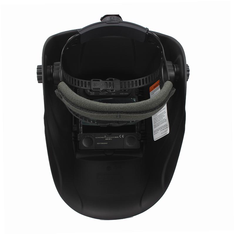 代尔塔101505 BARRIER自动变光焊接面罩