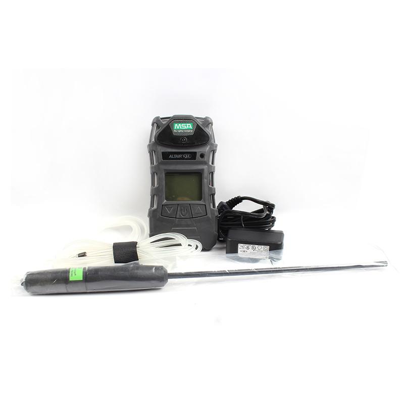 梅思安10125233天鹰5X多种气体检测仪(LEL/O2/CO/H2S/泵/单色屏)