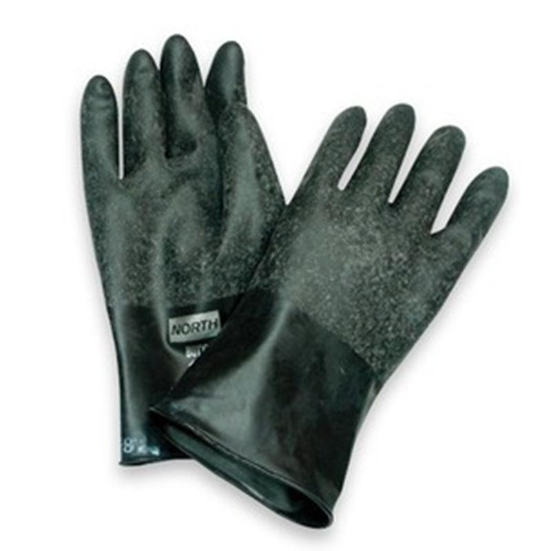 霍尼韦尔  B324-8丁基橡胶防化手套(退市)