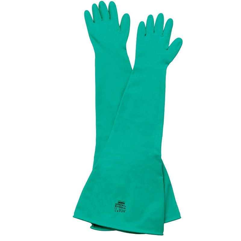 霍尼韦尔 8LA1832A-9Q丁腈干箱手套