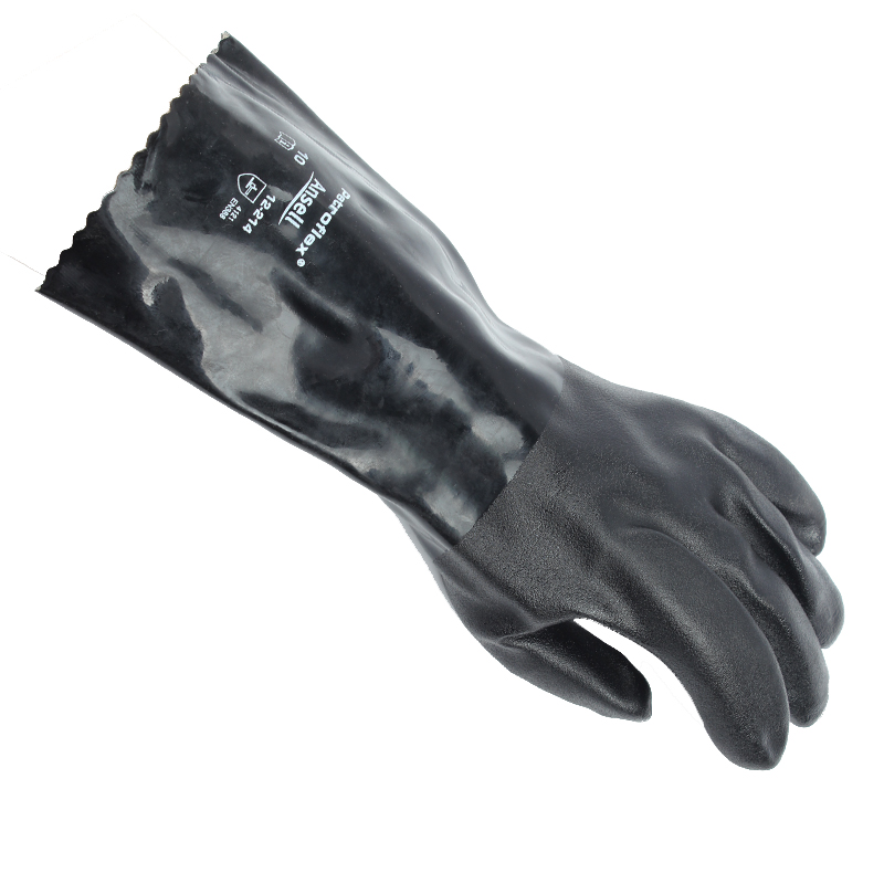 安思尔Ansell 12-214-10聚氯乙烯手套封面