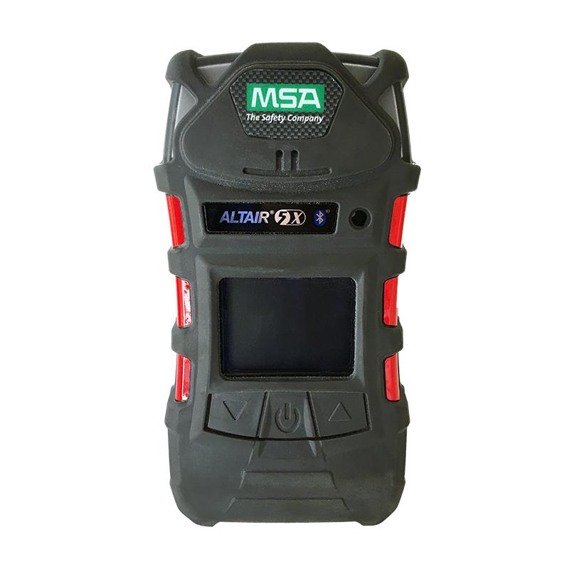 梅思安10125235天鹰5X多种气体检测仪(LEL/O2/CO/H2S/泵/彩屏)