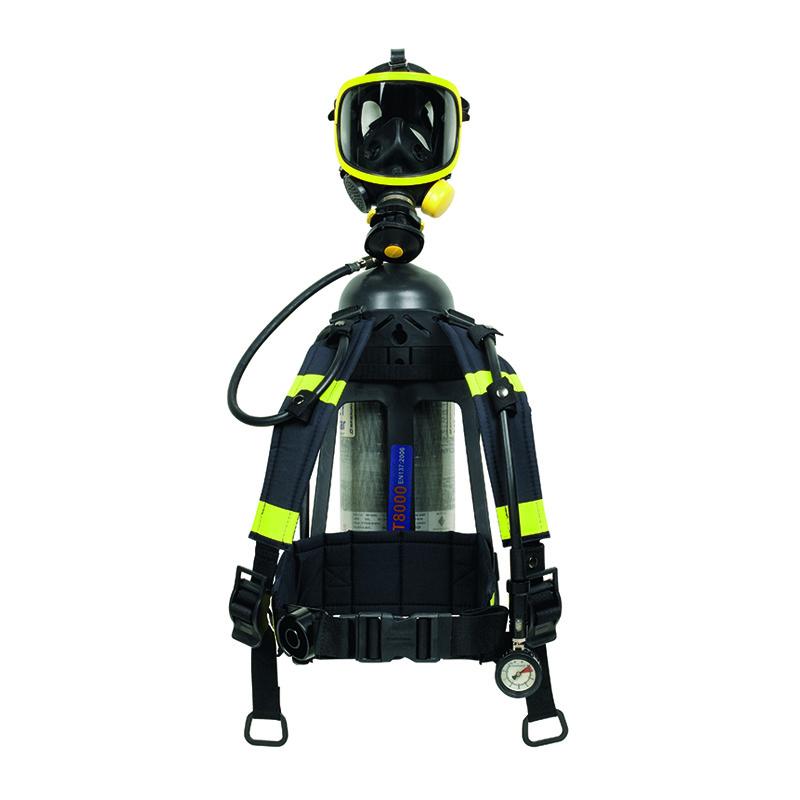 霍尼韦尔SCBA809 T8000系列标准呼吸器
