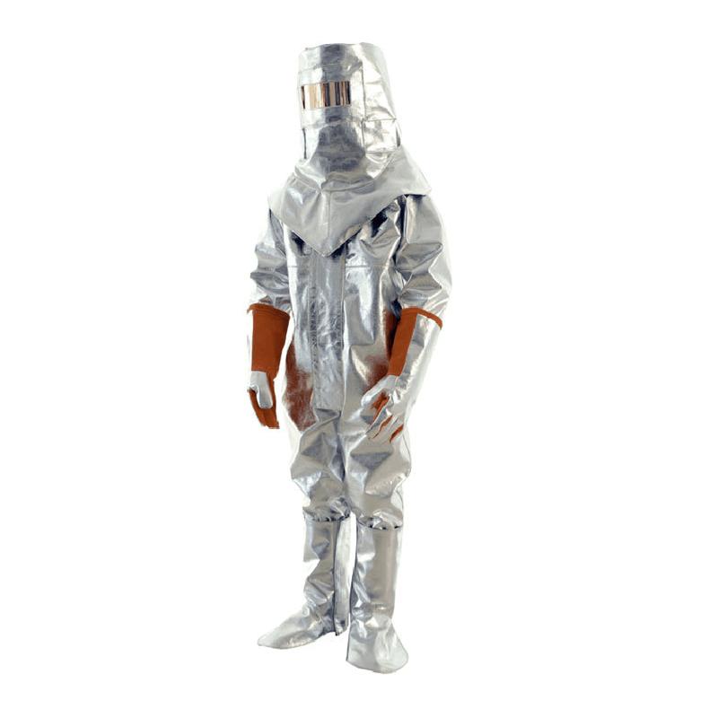 代尔塔402205 COMBI19SC消防镀铝连体服(SCBA)封面