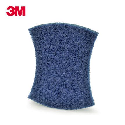 3M 思高防刮擦百洁布3片装