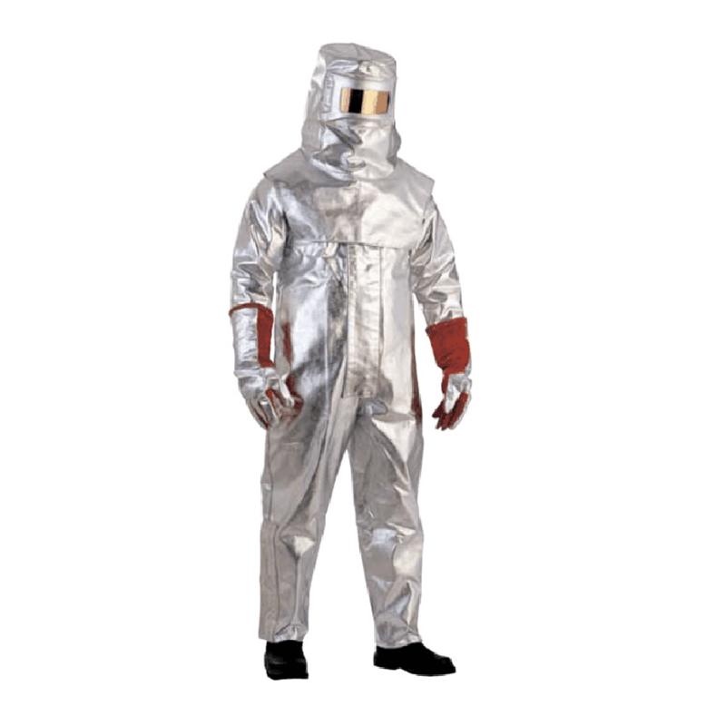 代尔塔 402012 COMBI19A 隔热防喷溅连体服