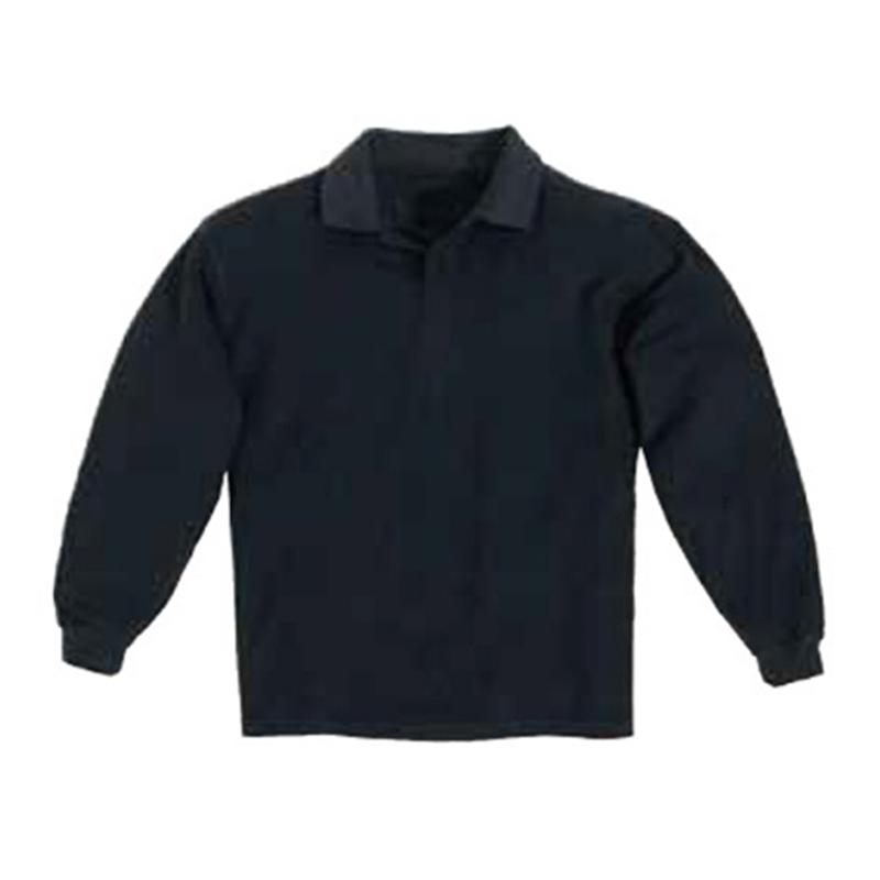 代尔塔403022 POLO FR阻燃防静电衫 S