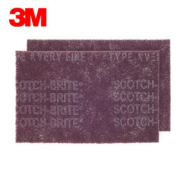 3M 7447B 工业百洁布片 6X9英寸