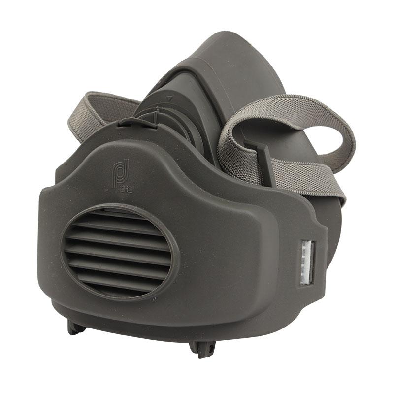 普达8005防尘口罩盒装(10片滤棉装)