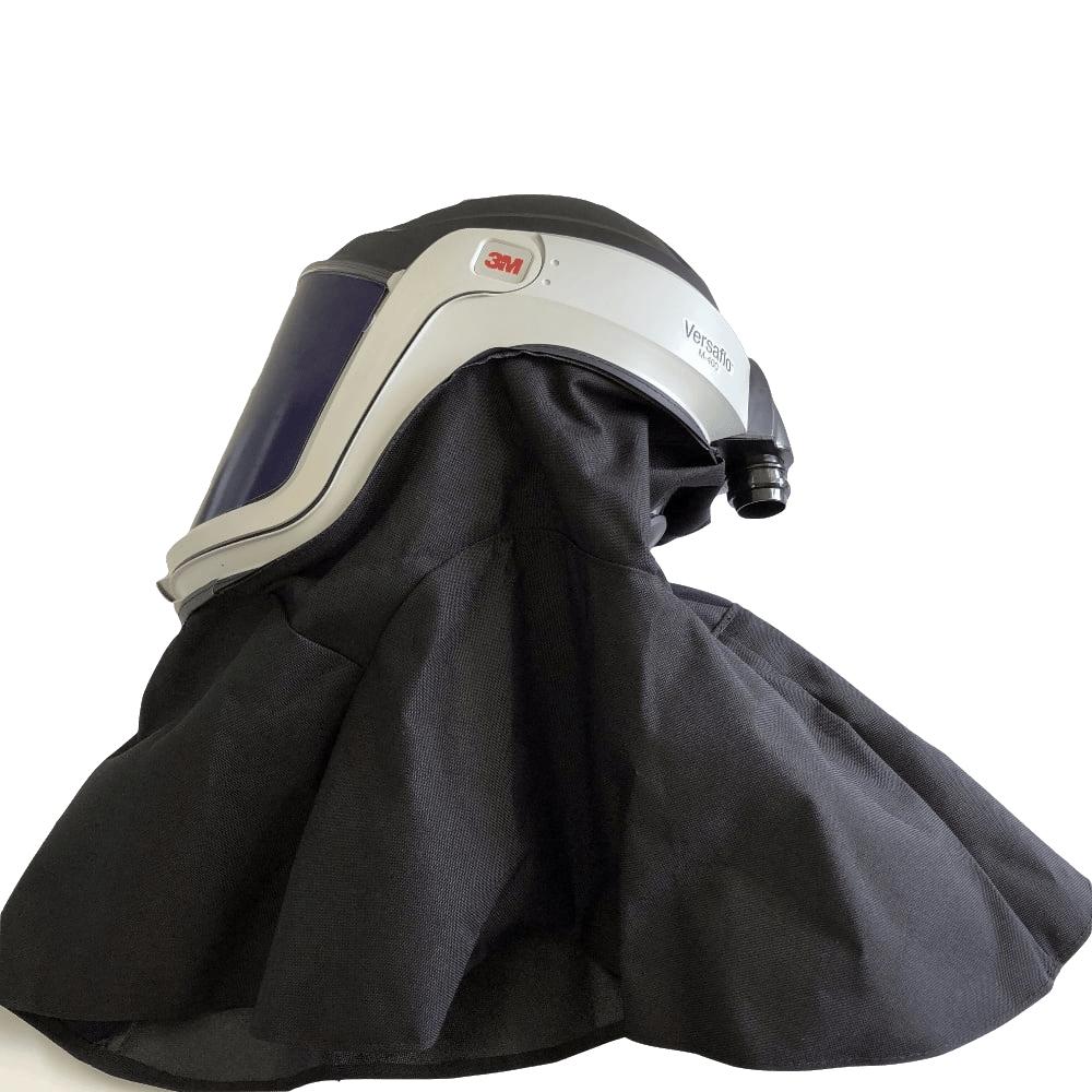 3M M-406 肩罩式硬头盔(耐用密封衬)(M-400系列头盔)