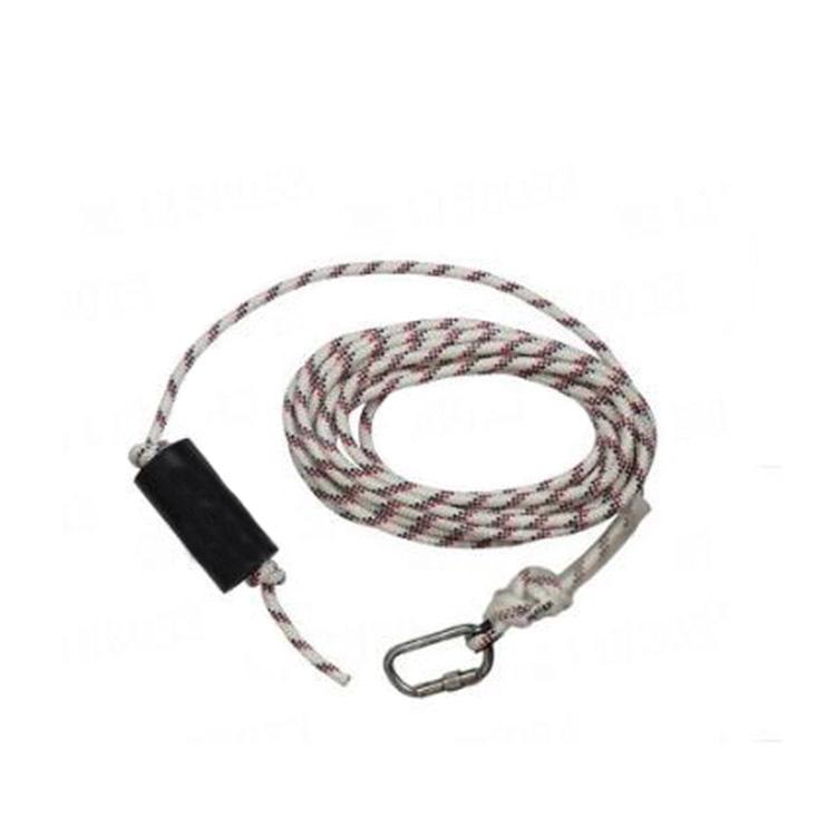 霍尼韦尔1007614低伸缩性安全绳20米