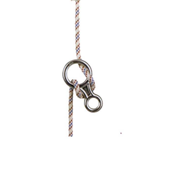 霍尼韦尔1010220 轻质合金 8 字环手控缓降器