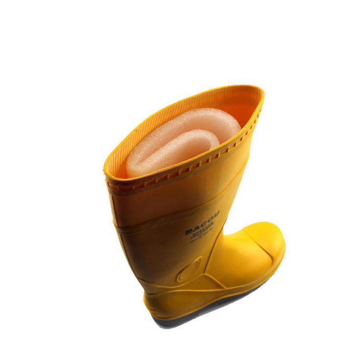 霍尼韦尔75707 PVC防化靴
