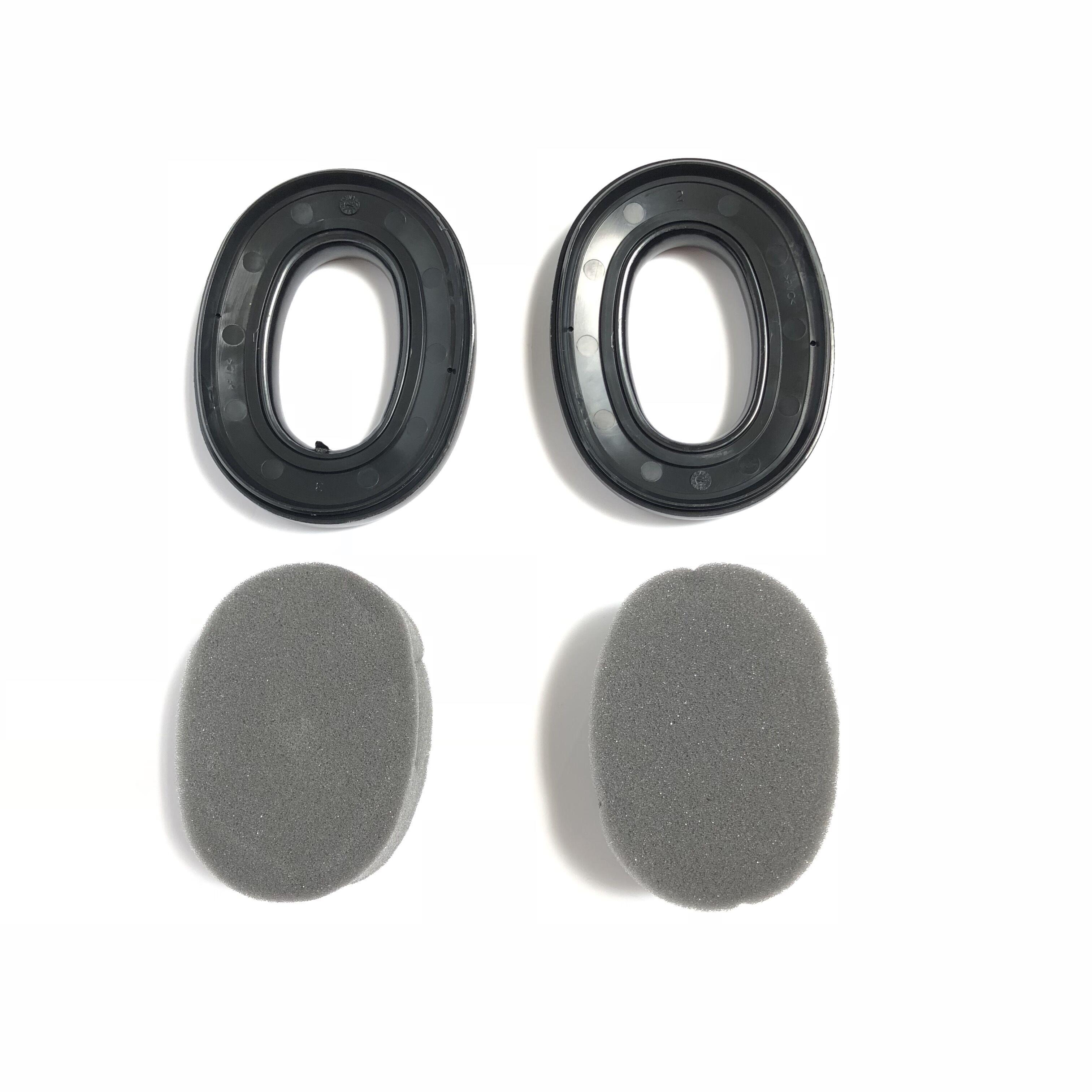 3M HY10 耳罩衬垫替换件(用于H10A/H10P3E耳罩)