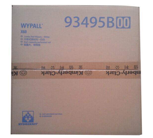 金佰利 93495B WYPALL X60 全能型擦拭布(大卷式)
