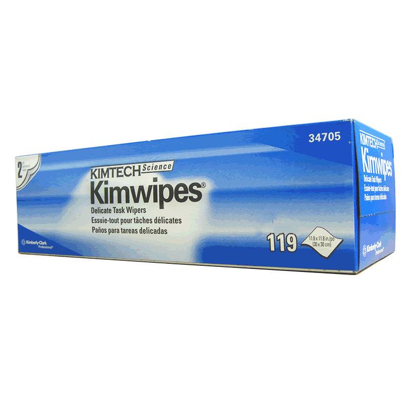 金佰利34705 KIMWIPES 低尘擦拭纸(大号双层)