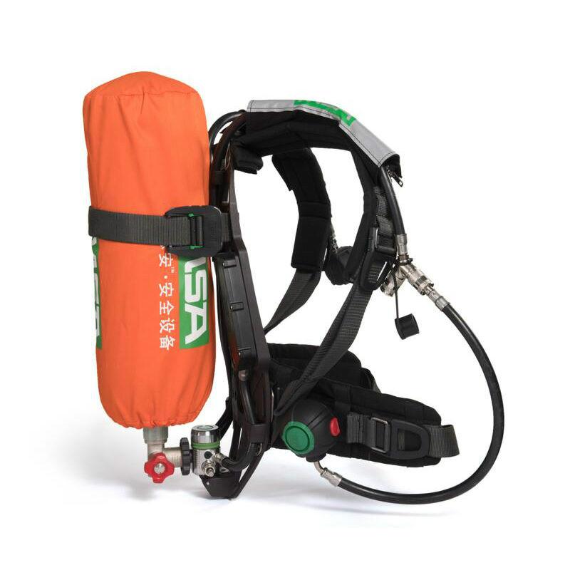 梅思安 10176319 AG2100智能空气呼吸器 6.8L气瓶无表