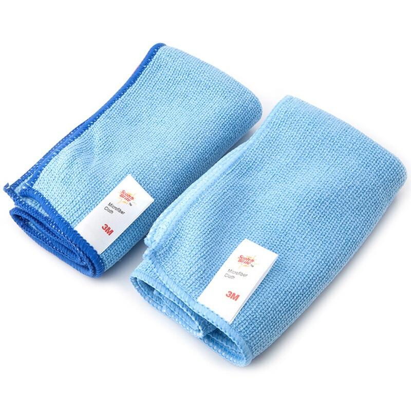 3M 2011思高蓝色高效清洁抹布