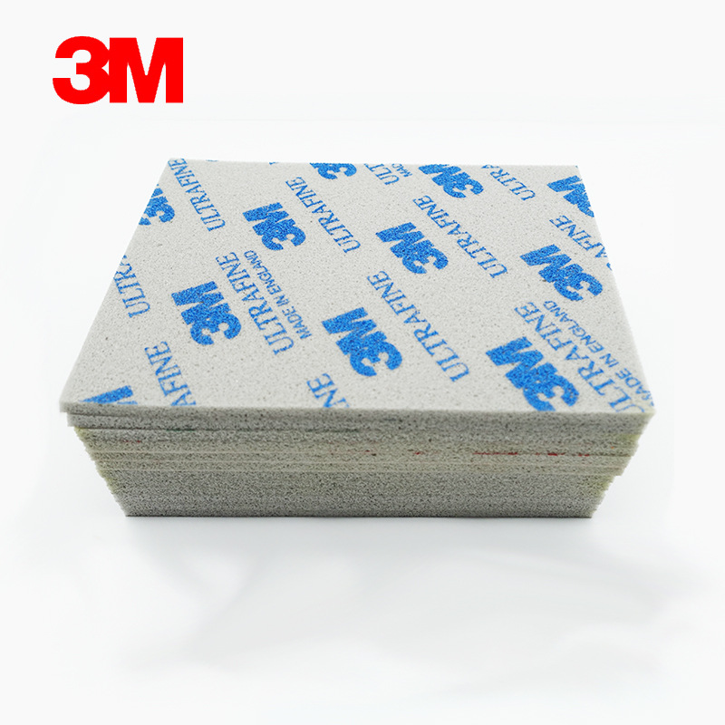 3M #06895海绵砂 SPONGE SFN120张 4.5INX5.5IN