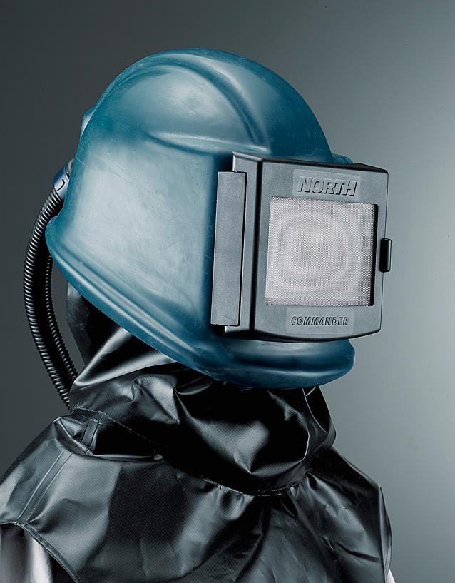 霍尼韦尔A133130-00送风头盔
