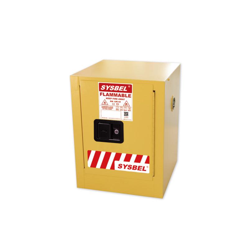 WA810040 易燃液体防火安全柜/化学品安全柜(4Gal/15L)
