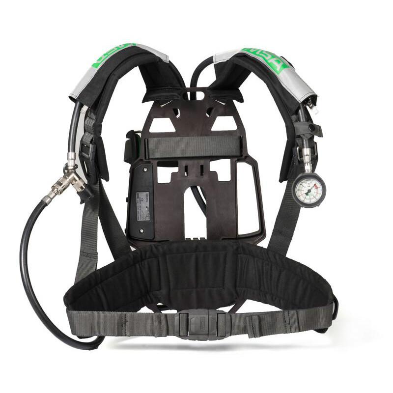 梅思安10154730  AG2100空气呼吸器 BTIC气瓶 6.8L 无表