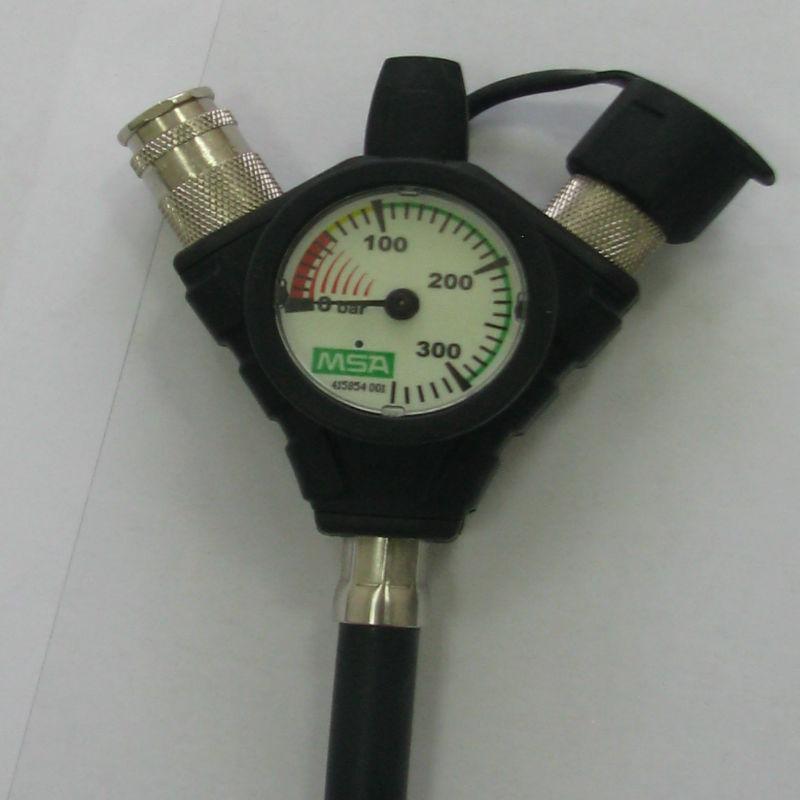 梅思安10160727 AG2800 国产Luxfer气瓶 带表 6.8L空气呼吸器