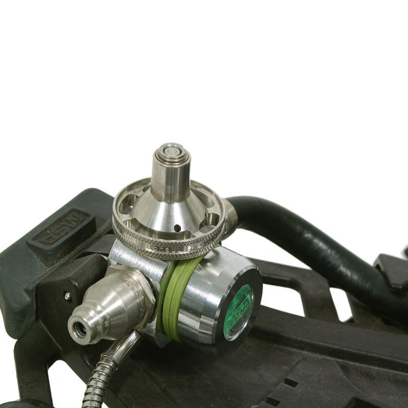 梅思安10177806 AG2800-SL BTIC气瓶 无表 9L空气呼吸器