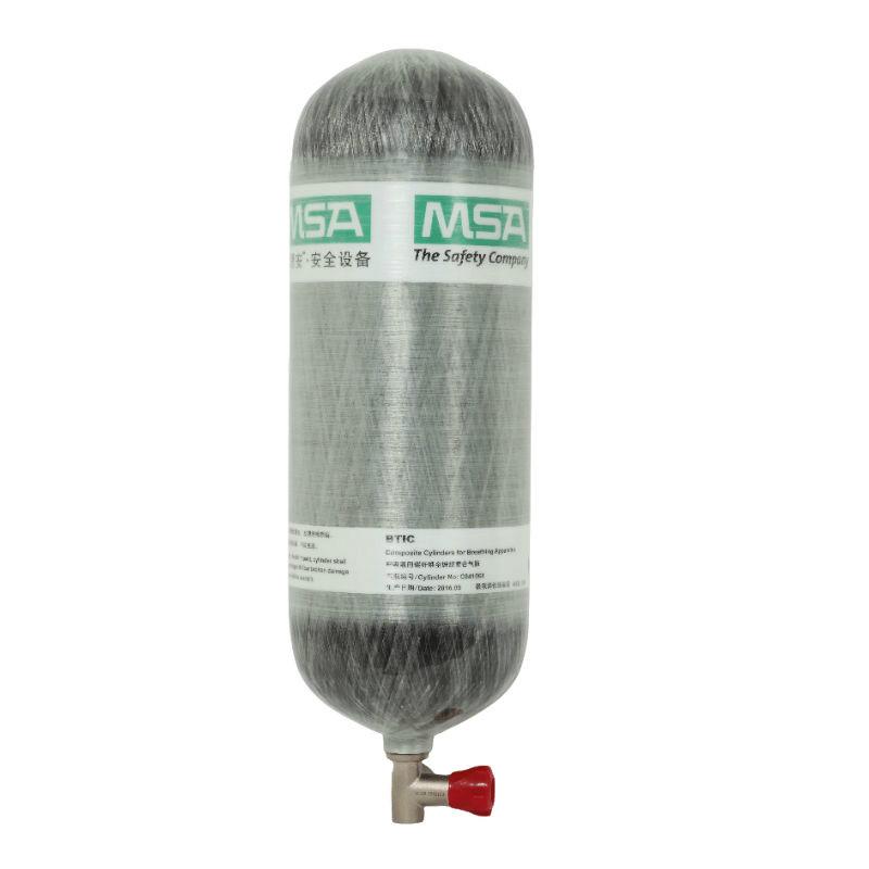 梅思安 10121838(6.8L)不带表BTIC碳纤气瓶