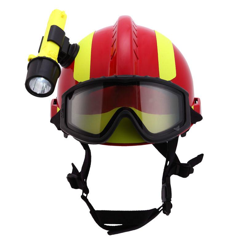 梅思安 10164320 F2 XTREM救援头盔 红