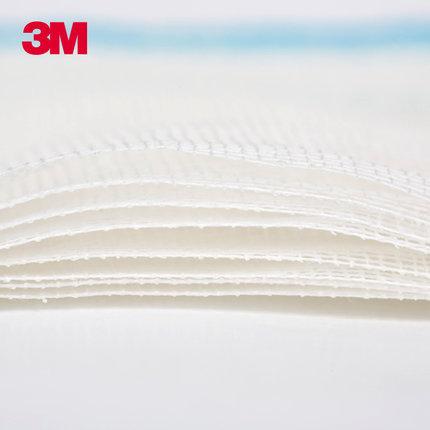 3M思高易洁8层耐用抹布3片装