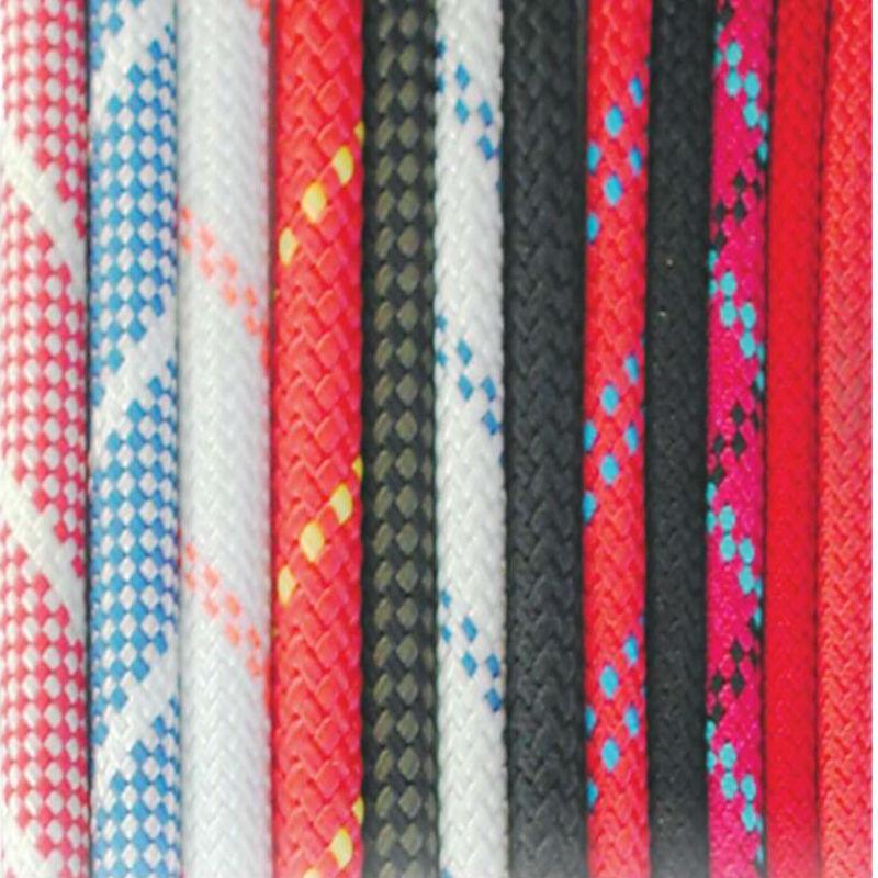 梅思安 SRP508760100 营救绳直径11毫米 尼龙材质 黑色 载荷2498kg 绳长30米