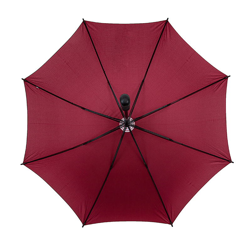 春和直杆雨伞 双股加粗长柄伞定制广告伞礼品伞印logo(6008)