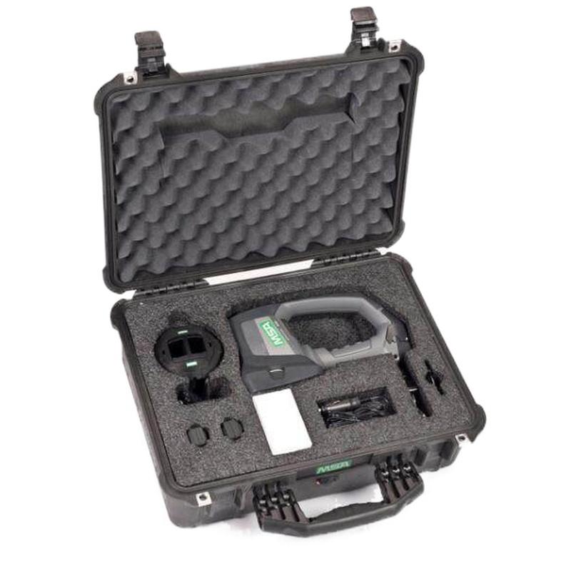 梅思安10154205 EVOLUTION 6000S 基本型 包含 LED 灯 激光指示器摄氏温度显示灯