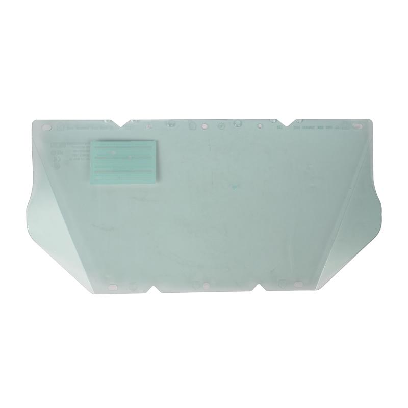 梅思安10115837 透明亚博体育APP官网面屏 PC屏 可配下颌保护器