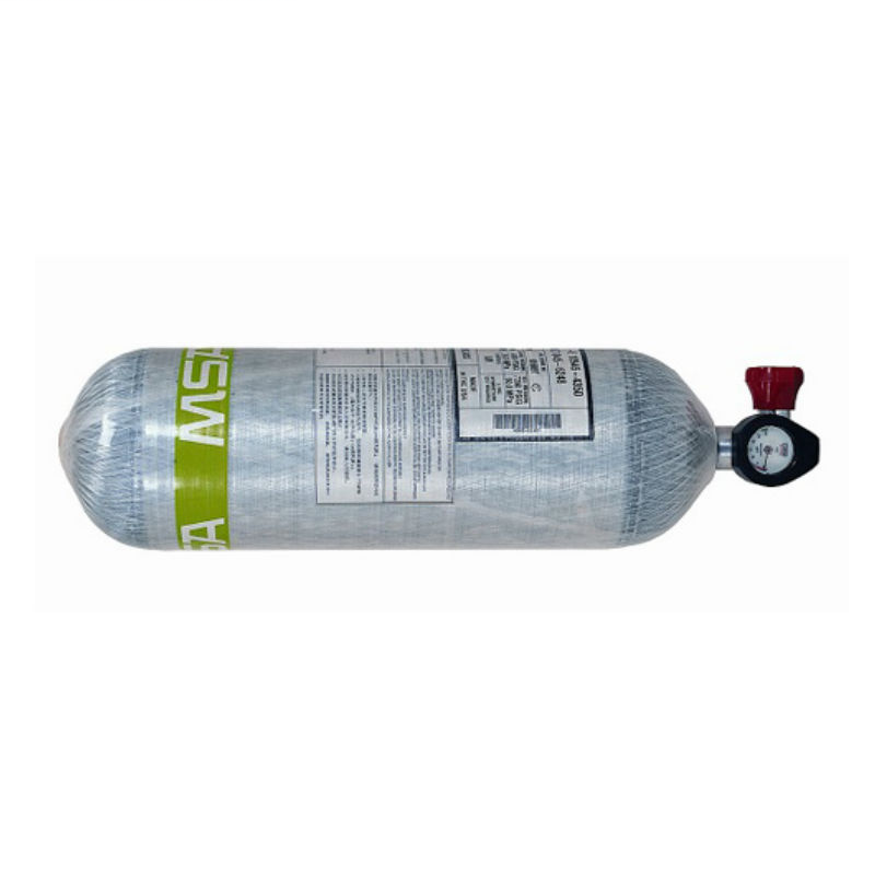 梅思安10121836  3L带表碳纤气瓶