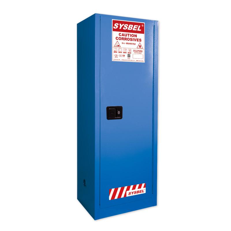 SYSBEL西斯贝尔WA810220B 弱腐蚀性液体防火安全柜/化学品安全柜(22Gal/83L)