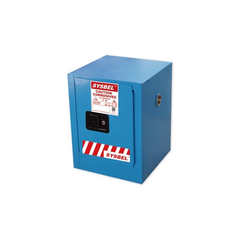 SYSBEL西斯贝尔WA810040B 弱腐蚀性液体防火安全柜/化学品安全柜(4Gal/15L)