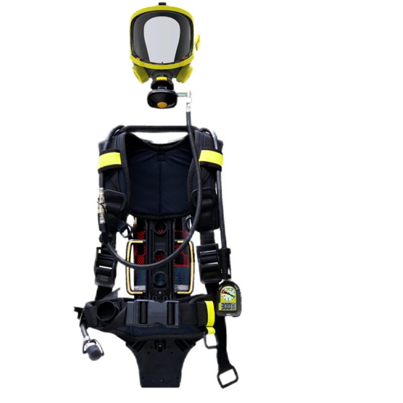 霍尼韦尔SCBA2009C  T8500 标准呼吸器 Pano面罩/9.0L Luxfer气瓶 含Pano通讯 扩音