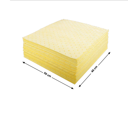 西斯贝尔 SYSBEL吸附棉片 CP0001Y (黄色)