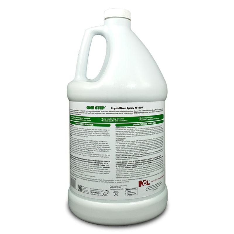 美国NCL2501大理石晶面剂