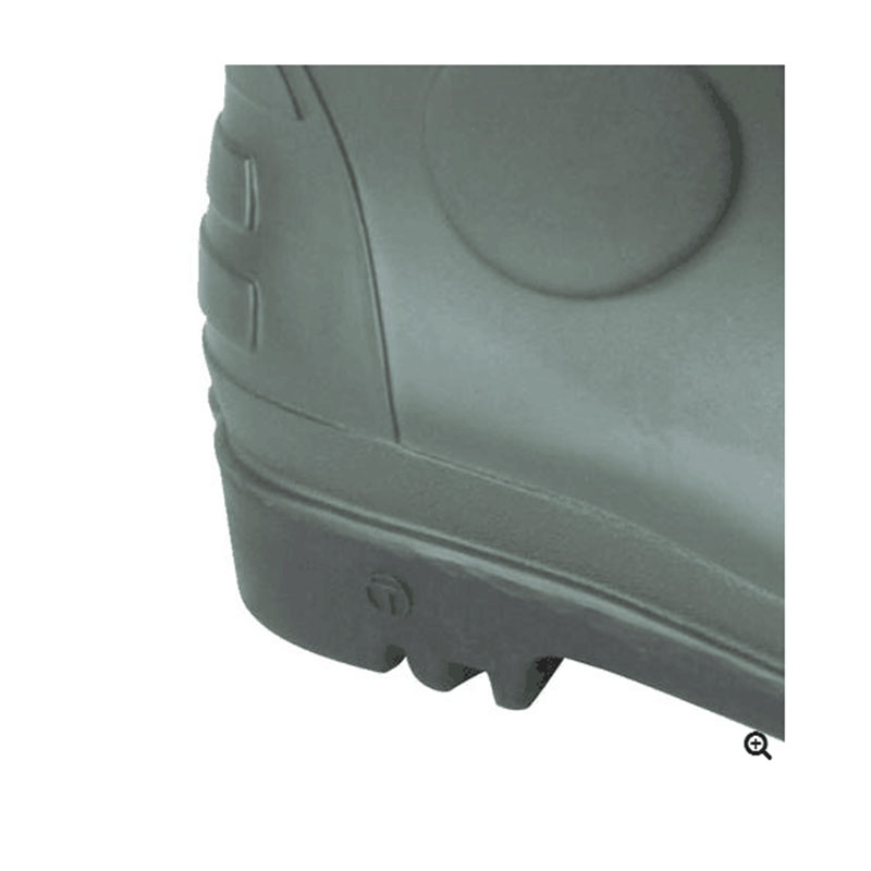 代尔塔 301407 PVC安全靴(绿色)-41
