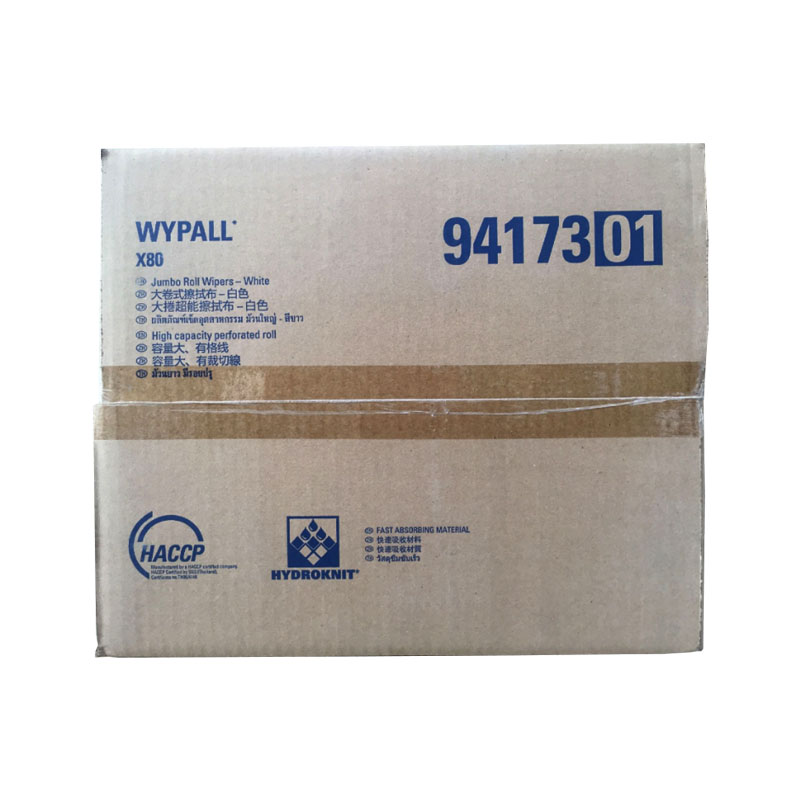 金佰利94173A WYPALL X80 超能型擦拭布(大卷式)