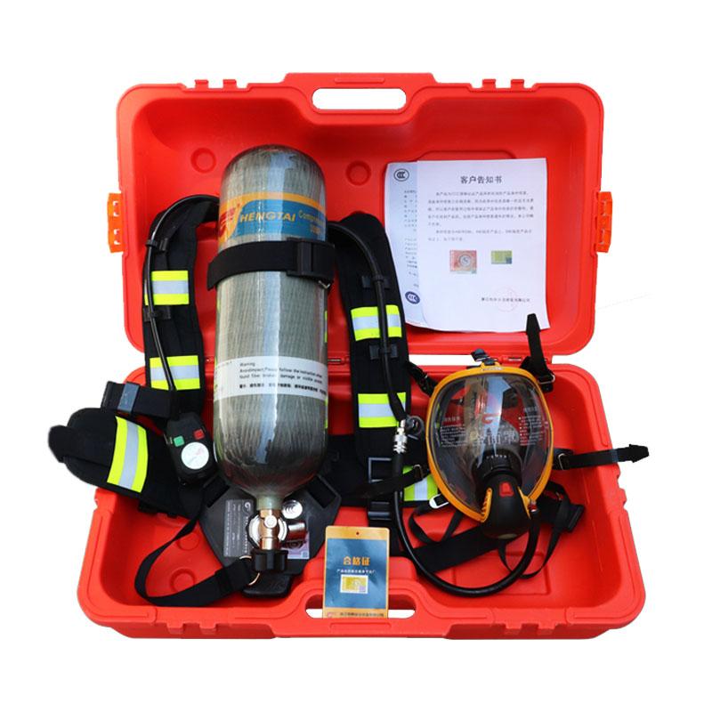 恒泰呼吸器6.8L 30兆帕气瓶