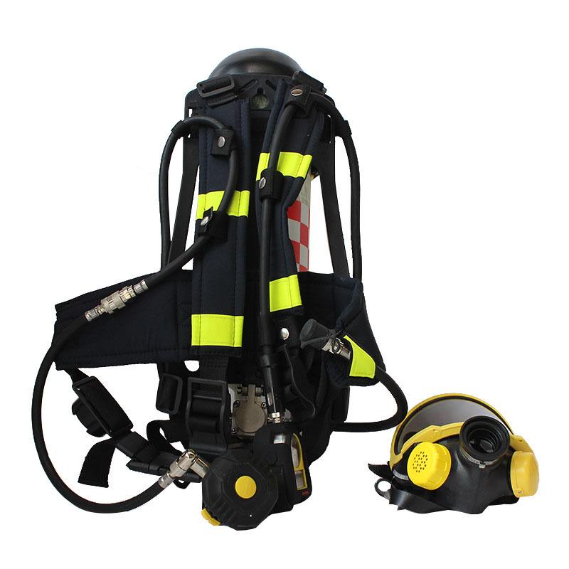 霍尼韦尔SCBA805M T8000国产6.8L气瓶 Pano面罩基本款呼吸器