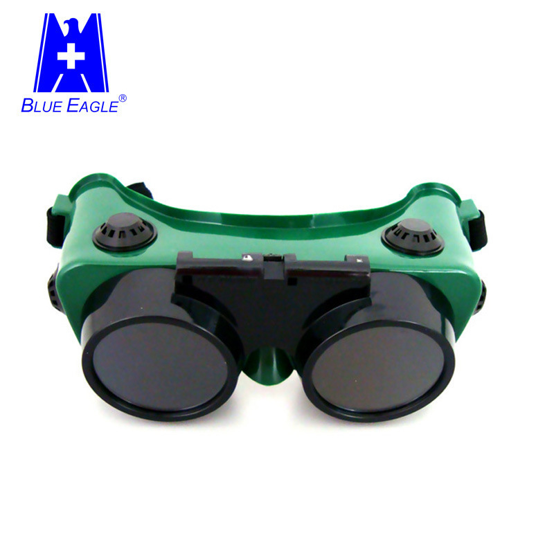 蓝鹰GW250可掀式电焊眼镜
