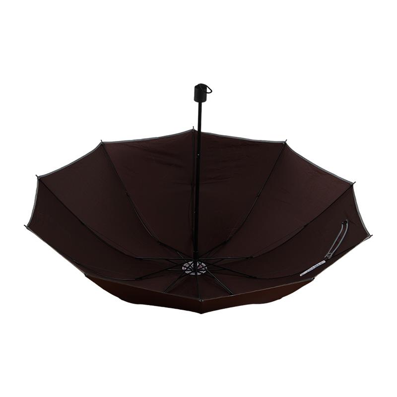 春和3752安全反光雨伞-藏青色