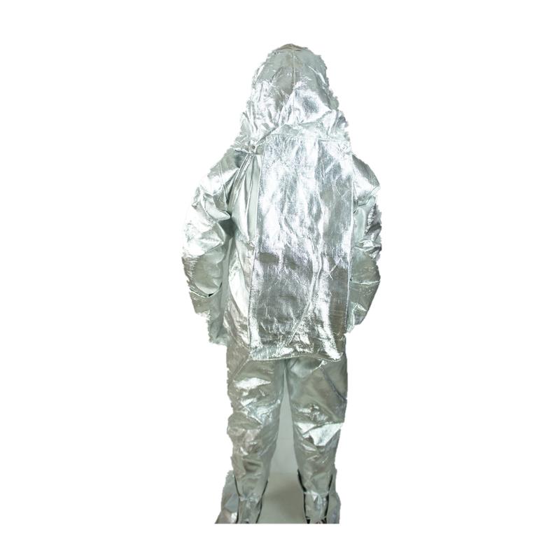 美康MKF-02隔热服(分体带背囊)