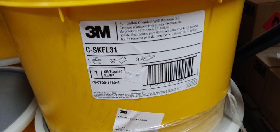 3M C-SKFL31 化学品泄漏应急处理桶